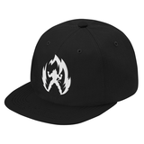 Super Saiyan Vegeta White Symbol Snapback - PF00310SB - The Tshirt Collection - 4