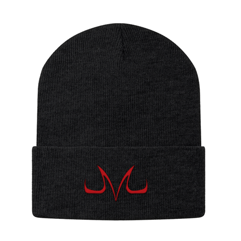 Super Saiyan Majin Vegeta Symbol Beanie - PF00191BN - The Tshirt Collection - 1