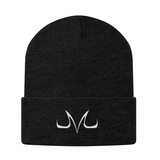 Super Sayan Majin Vegeta White Symbol Beanie PF00196BN - The Tshirt Collection - 1