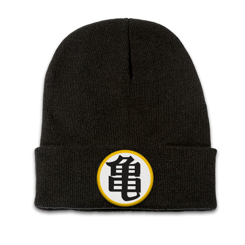 Super Saiyan Goku Kame Symbol Beanie - PF00200BN - The Tshirt Collection - 1