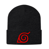 Naruto Village Leaf Beanie - PF00284BN - The Tshirt Collection - 1
