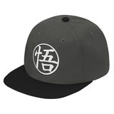 Super Saiyan Goku White Symbol Snapback - PF00183SB - The Tshirt Collection - 4