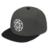 Fullmetal Alchemist Alphonse Elric White Symbol Snapback - PF00336SB - The TShirt Collection
