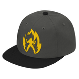 Super Saiyan Vegeta Gold Symbol Snapback - PF00291SB - The Tshirt Collection - 4
