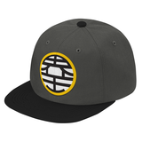 Super Saiyan Goku King Kai Symbol Snapback - PF00181SB - The Tshirt Collection - 4