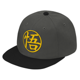 Super Saiyan Goku Golden Symbol Snapback - PF00180SB - The Tshirt Collection - 4