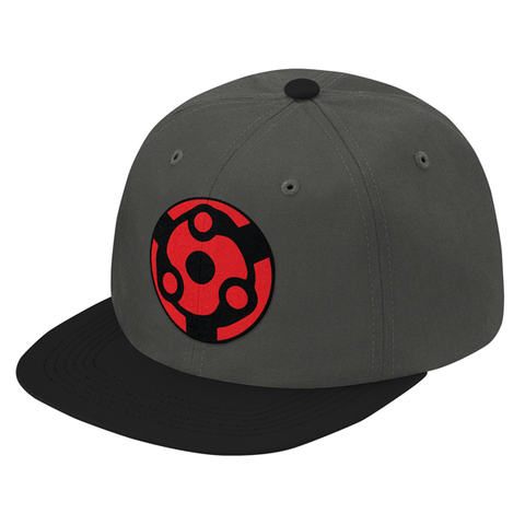 Naruto Madara Eternal Eye Symbol Snapback - PF00308SB - The TShirt Collection
