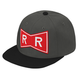 Super Saiyan Red Ribbon Symbol Snapback - PF00187SB - The Tshirt Collection - 4