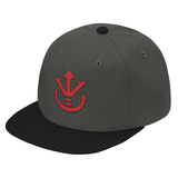 Super Saiyan Red Vegeta Crest Snapback - PF00188SB - The Tshirt Collection - 4