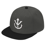 Super Saiyan White Vegeta Crest Snapback - PF00190SB - The Tshirt Collection - 5