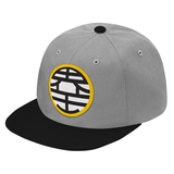 Super Saiyan Goku King Kai Symbol Snapback - PF00181SB - The Tshirt Collection - 5