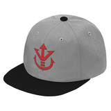 Super Saiyan Red Vegeta Crest Snapback - PF00188SB - The Tshirt Collection - 5