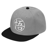 Super Saiyan Goku White Symbol Snapback - PF00183SB - The Tshirt Collection - 5