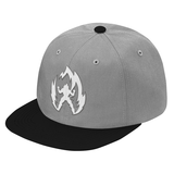 Super Saiyan Vegeta White Symbol Snapback - PF00310SB - The Tshirt Collection - 6