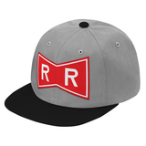 Super Saiyan Red Ribbon Symbol Snapback - PF00187SB - The Tshirt Collection - 5