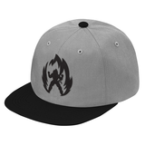 Super Saiyan Vegeta Black Symbol Snapback - PF00311SB - The Tshirt Collection - 1