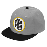 Super Saiyan Kame Symbol Snapback - PF00185SB - The Tshirt Collection - 5