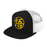 Super Saiyan Goku Golden Symbol Trucker Hat - PF00180TH - The Tshirt Collection - 2