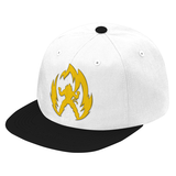 Super Saiyan Vegeta Gold Symbol Snapback - PF00291SB - The Tshirt Collection - 6