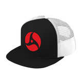 Naruto Itachi Eye Symbol Trucker Hat - PF00305TH - The TShirt Collection