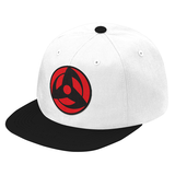 Naruto Akashi Eye Symbol Snapback - PF00303SB - The TShirt Collection