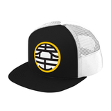 Super Saiyan Goku King Kai Symbol Snapback - PF00181TH - The Tshirt Collection - 2