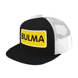 Super Saiyan Bulma Symbol Trucker Hat - PF00178TH - The Tshirt Collection - 2