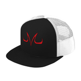 Super Saiyan Majin Vegeta Symbol Trucker Hat - PF00186TH - The Tshirt Collection - 2