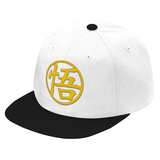 Super Saiyan Goku Golden Symbol Snapback - PF00180SB - The Tshirt Collection - 6