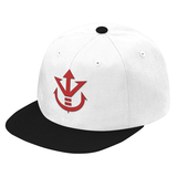 Super Saiyan Red Vegeta Crest Snapback - PF00188SB - The Tshirt Collection - 6