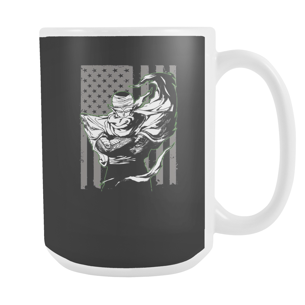 Saiyan Namek Piccolo 15oz Coffee Mug - TL00010M5