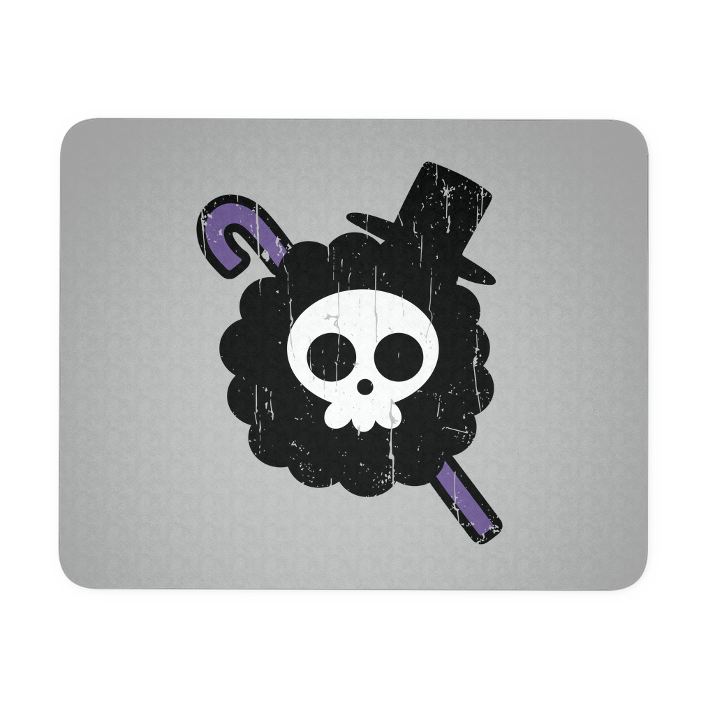 One Piece - Brook symbol - Mouse Pad - TL00902MP