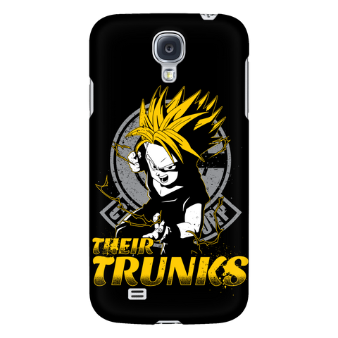 Super Saiyan Trunks Son Android Phone Case - TL00511AD