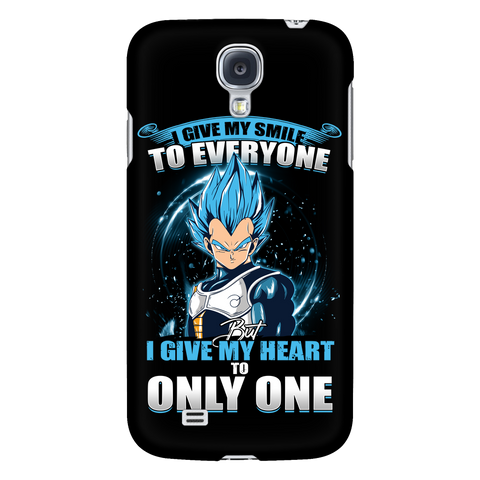 Super Saiyan - Vegeta SSj Blue Smile - Android Phone Case - TL01169AD