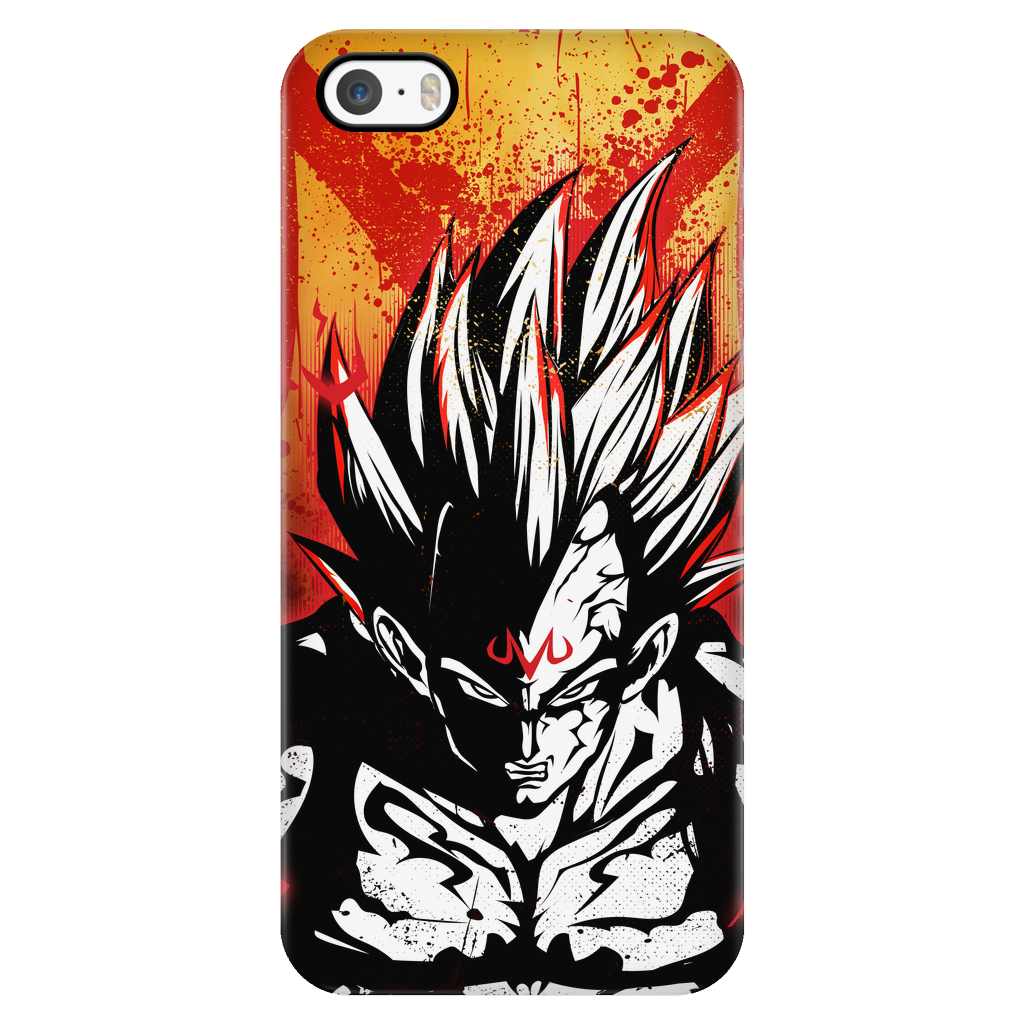 Super Saiyan - Majin Vegeta - Iphone Phone Case - TL00929PC