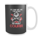 Super Saiyan VEGETA 15oz Coffee Mug - TL00220M5