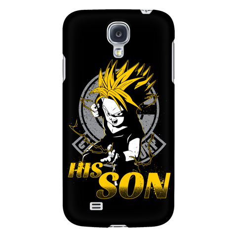 Super Saiyan Trunks Son Android Phone Case - TL00492AD