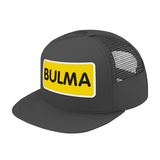 Super Saiyan Bulma Symbol Trucker Hat - PF00178TH - The Tshirt Collection - 4