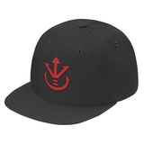 Super Saiyan Red Vegeta Crest Snapback - PF00188SB - The Tshirt Collection - 7
