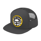 Super Saiyan Goku King Kai Symbol Snapback - PF00181TH - The Tshirt Collection - 4