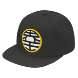 Super Saiyan Goku King Kai Symbol Snapback - PF00181SB - The Tshirt Collection - 7