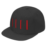 Naruto Village Rain Snapback - PF00298SB - The Tshirt Collection - 7