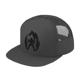 Super Saiyan Vegeta Black Symbol Trucker Hat - PF00311TH - The Tshirt Collection - 7