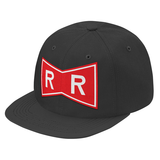 Super Saiyan Red Ribbon Symbol Snapback - PF00187SB - The Tshirt Collection - 6
