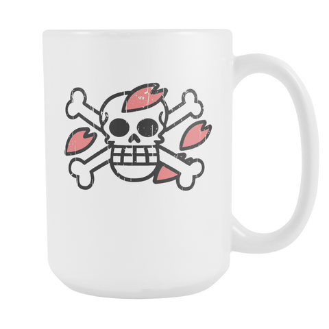 One Piece - Chopper symbol - 15oz Coffee Mug - TL00907M5