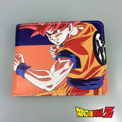 Dragon Ball Z Wallets Gift 12