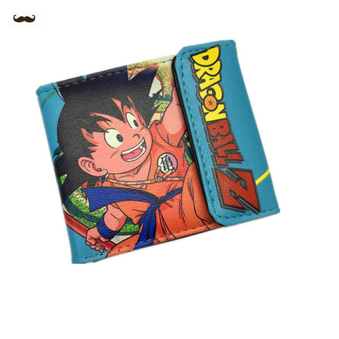 Dragon Ball Z Wallets Gift 14