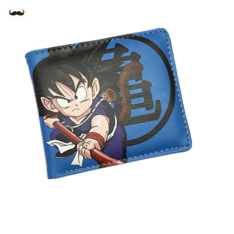 Dragon Ball Z Wallets Gift 16