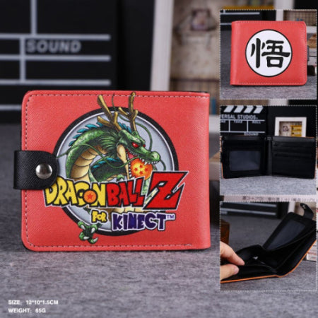 Dragon Ball Z Wallets Gift 20