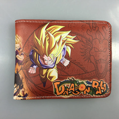 Dragon Ball Z Wallets Gift 5